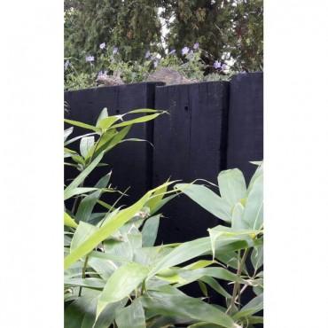 Tanin tourbe solution monocouche pour bois extérieur brut jardin palissade...