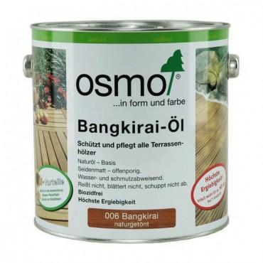 Huile naturelle écologique pour terrasses en bois Osmo