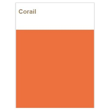 Décojoint Eclat  Corail