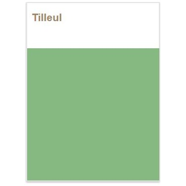 Décojoint Tilleul