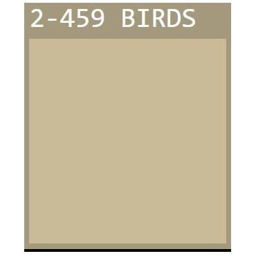 Birds Peinture écologique Mat Lavable Galtane EOS 2