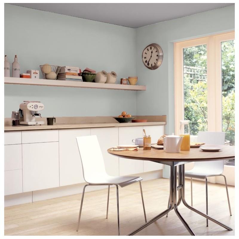 Bleu Campanule Peinture écologique Mat Lavable Galtane EOS 2 cuisine