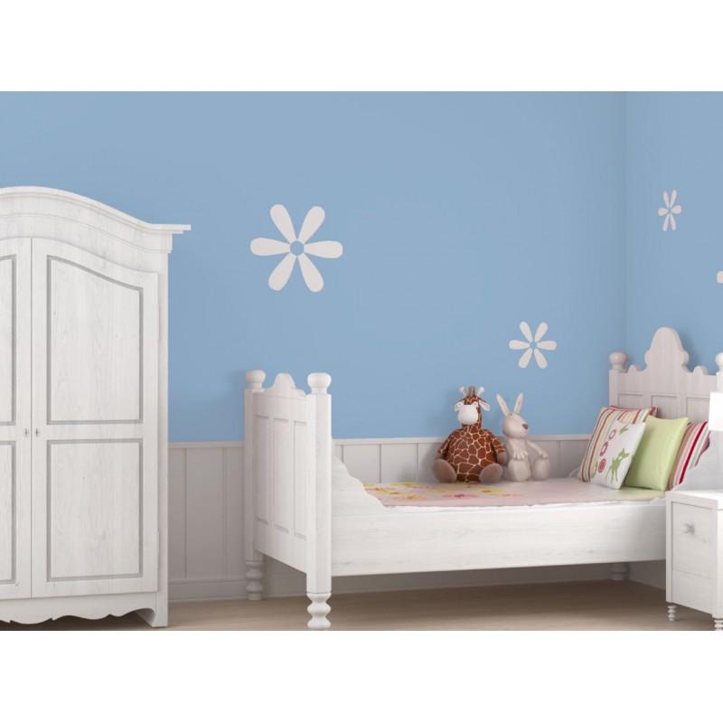 Bleu Grec Peinture écologique Mat Lavable Galtane EOS 2 chambre d'enfant