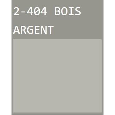 Bois Argent gris Peinture naturelle bio  écologique Mat Lavable Galtane EOS 2