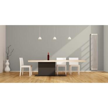 Cendre Peinture naturelle bio murale grise écologique Mat Lavable Galtane EOS 2 salon séjour salle à manger