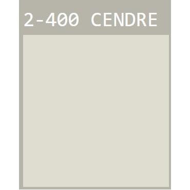 Cendre Peinture grise écologique Mat Lavable Galtane EOS 2