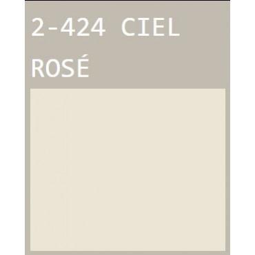 Ciel Rosé Peinture écologique Mat Lavable Galtane EOS 2