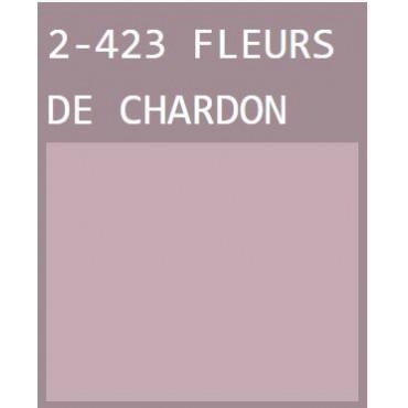 Fleurs de chardon Peinture écologique Mat Lavable Galtane EOS 2