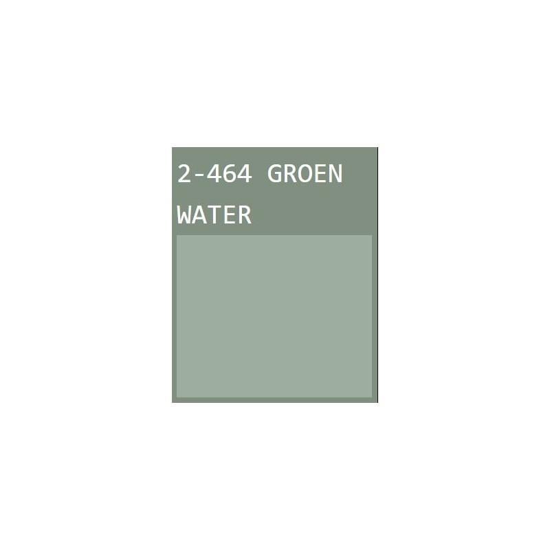 Groen Water Peinture écologique naturelle Mat Lavable Galtane EOS 2