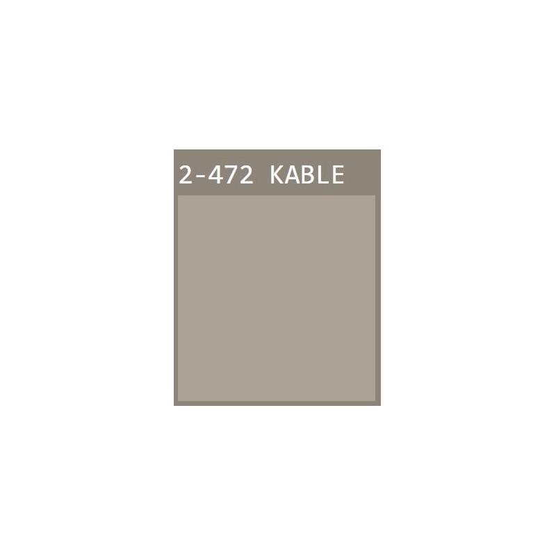 Kable Peinture écologique naturelle Mat Lavable Galtane EOS 2