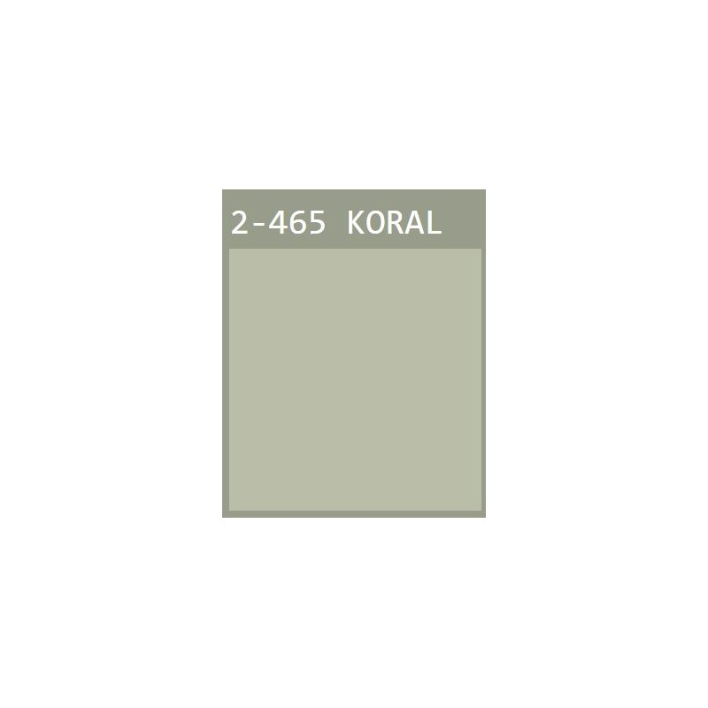 Koral Peinture murale écologique naturelle Mat Lavable Galtane EOS 2