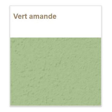 Enduit Argile déco vert amande sain naturel écologique