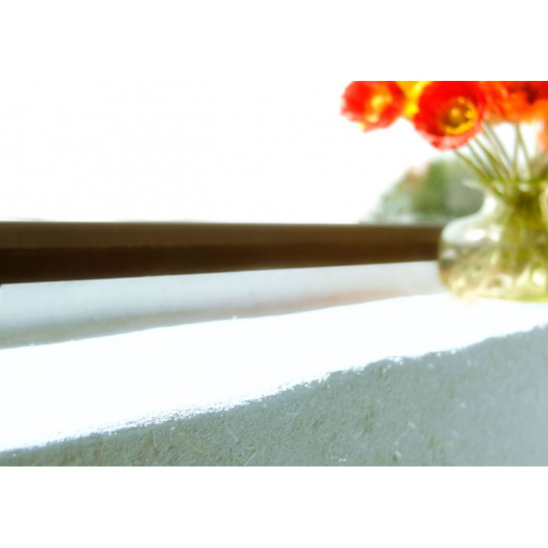 Enduit Argile déco Terre Blanche sain naturel écologique