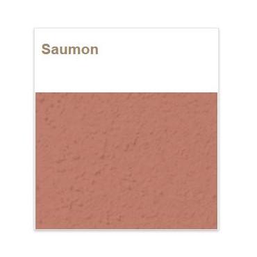 Enduit Argile déco Saumon sain naturel écologique