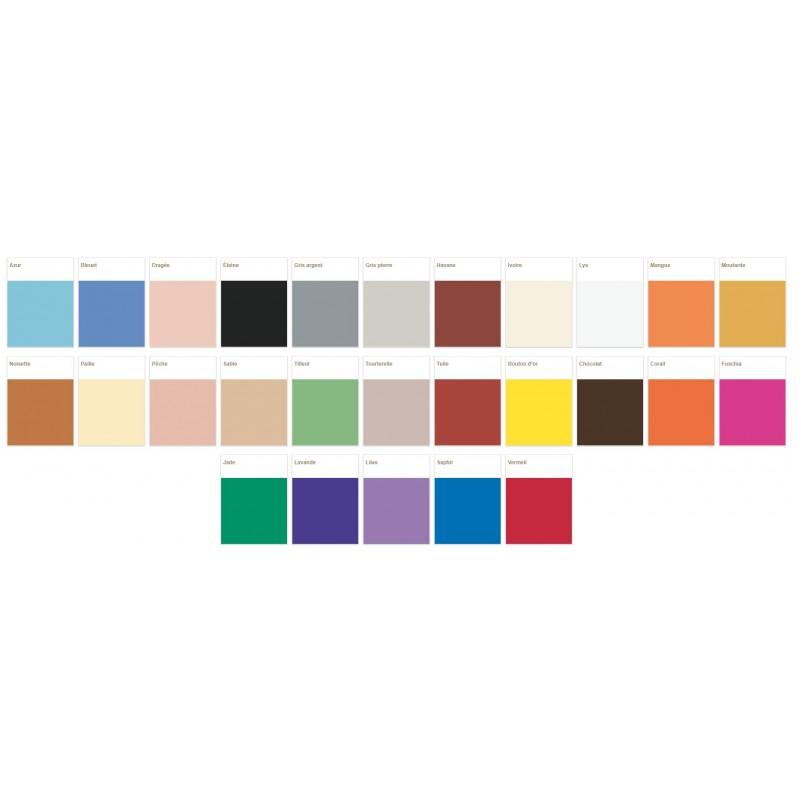 Nuancier Décojoint joints colorés pour carrelage