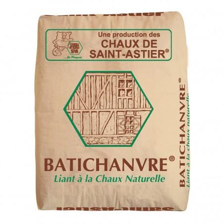 Batichanvre - Chaux naturelle St Astier - La Maison Eco Naturelle