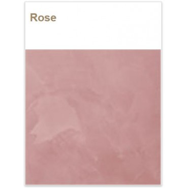 Badistuc Rose pour Stuc et badigeon à la chaux naturel écologique bio