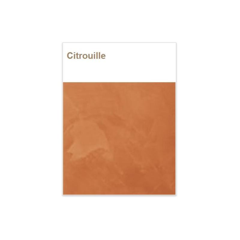 Badistuc Citrouille pour Stuc et badigeon à la chaux naturel écologique bio