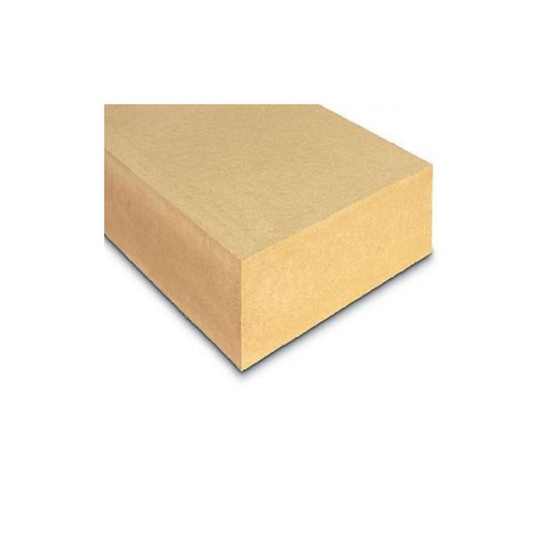 Steico Therm Dry R+L 80mm isolant rigide pour l'isolation thermique par l'extérieur façade et toiture