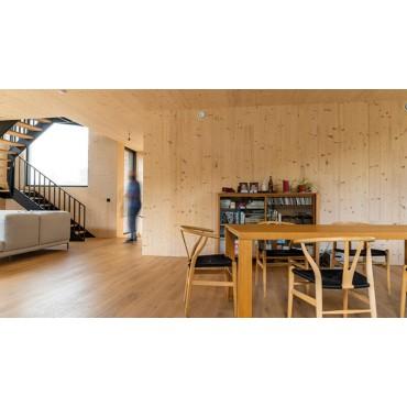 Oil+2C Pure Transparent Rubio monocouche pour parquet, escalier, meuble et plan de travail