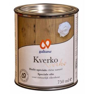 Kverko Huile pour Parquet, Traitement Écologique Galtane