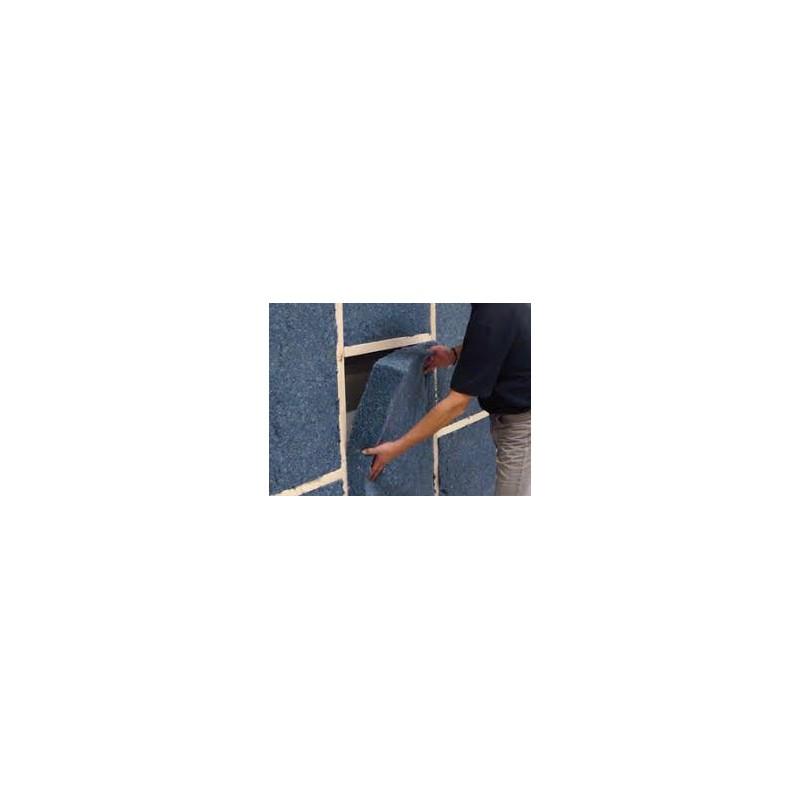 Isolant Coton 80MM Métisse Paquet de 5,04m² et 9,23€ HT le m²